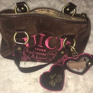 Cosmetic Juicy Couture Bag